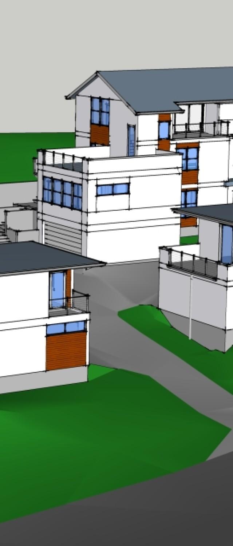 Seattle modern home 23rdave modern green seattle for Seattle modern house
