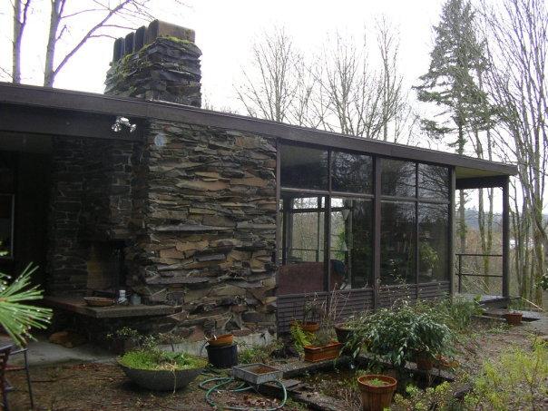 Saving A Classic Mid Century Modern Home Modern Green